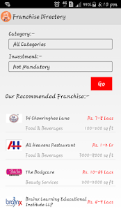 Franchise Opportunities India - náhled
