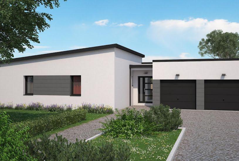 Vente Terrain + Maison - Terrain : 1900m² - Maison : 140m² à Poitiers (86000)