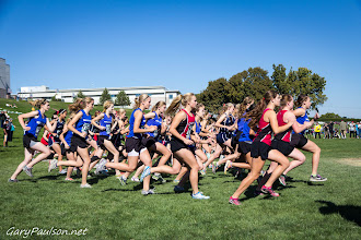 Photo: JV Girls 44th Annual Richland Cross Country Invitational  Buy Photo: http://photos.garypaulson.net/p110807297/e46cf394a