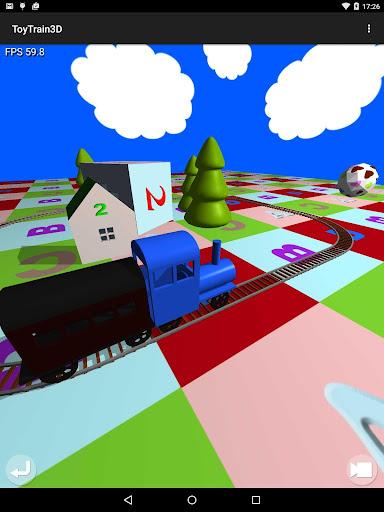 Toy Train 3D 2.1.24 Windows u7528 9