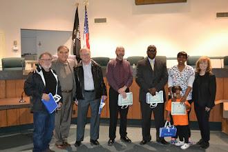 Photo: Planning Board Volunteers