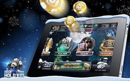 Live Hold'em Pro – Poker Games Screenshot 9