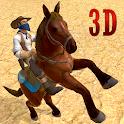 Carreras de caballos Stunt 201 icon