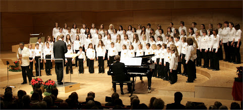 Photo: Essen-Steeler Kinderchor (A-Chor)