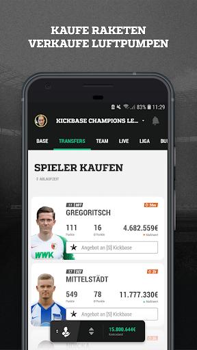 Kickbase Bundesliga Manager  screenshots 2
