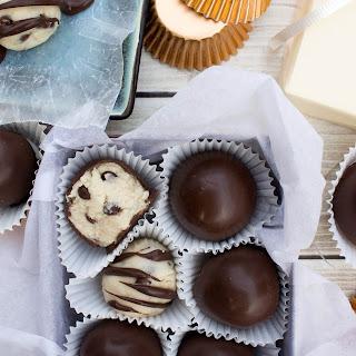 Cookie Dough Buttercream Candies