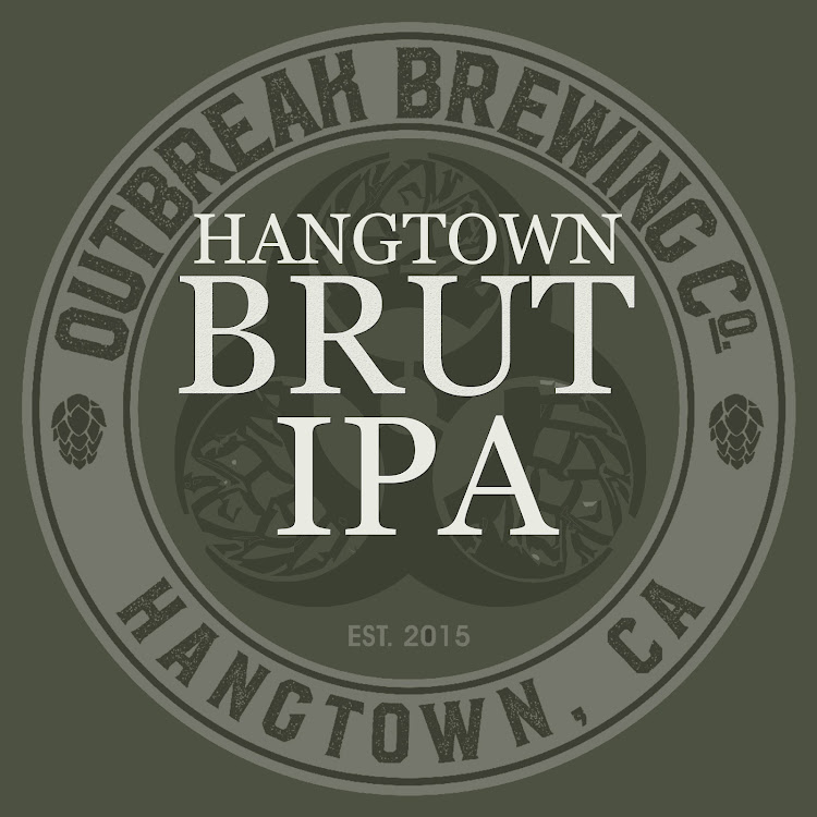 Logo of Outbreak Hangtown Brut