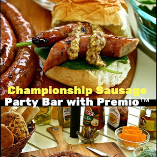 Grilled Championship Glazed Sausage Party Bar Recipe