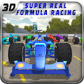 Super Real Formula Racing 3D
