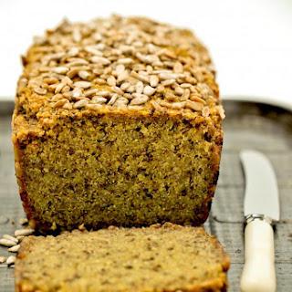 Gluten Free Quinoa + Chia Bread.