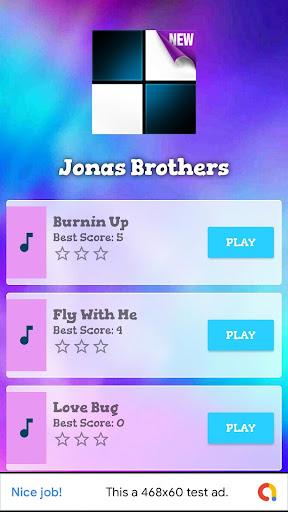 Sucker - Jonas Brothers Piano Tiles