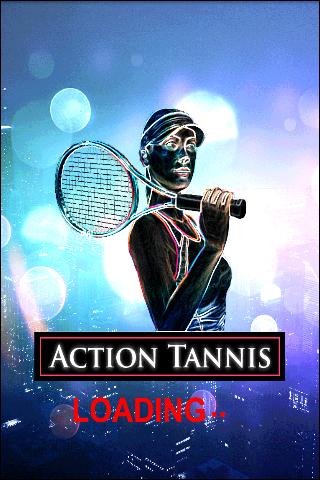 Скриншот Lawn Tennis