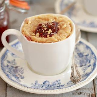 Microwave Mug Peanut Butter and Jelly Sandwich (Microwave Mug Meals)