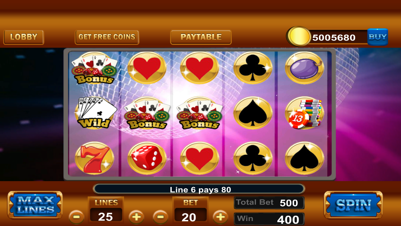 play online casino deluxe slot