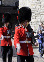 Photo: Changing of the Guard at Tower of London