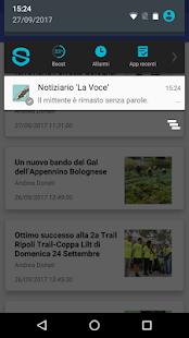 La Voce - náhled