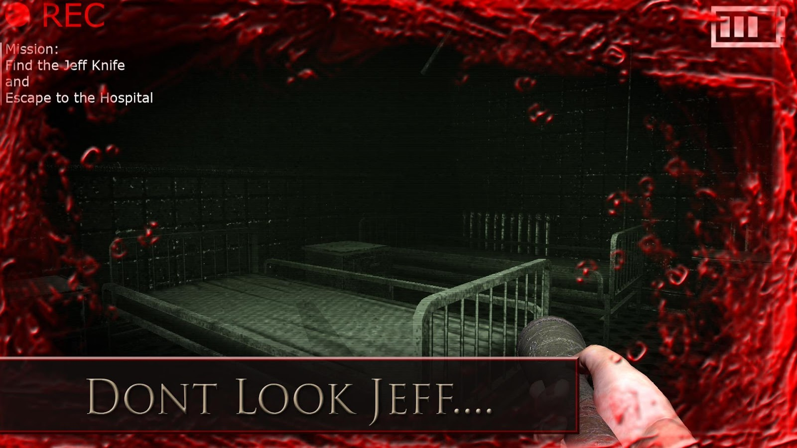 Jeff The Killer: Awakening- screenshot