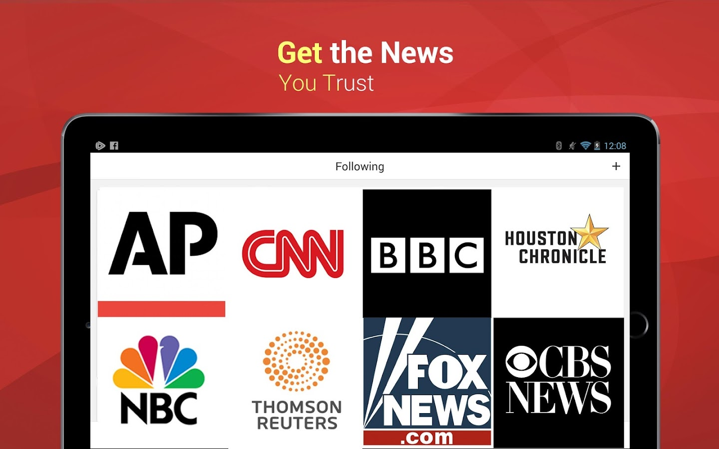 News Republic: Breaking News & Local News For Free- screenshot