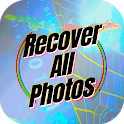 Recover All Photos and Videos Deleted Guide Free icon
