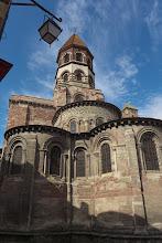 Photo: Basilique Saint-Julien de Brioude