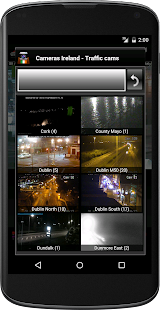 Cameras Ireland - Traffic cams - náhled
