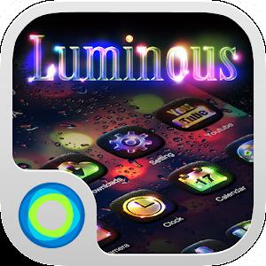 Luminous Hola Launcher Theme
