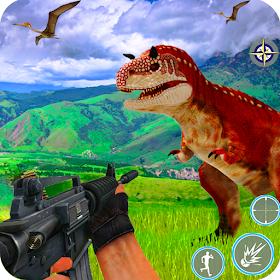Охотники за динозаврами: Снайперская стрельба