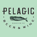 Logo for Pelagic Beer and Wine