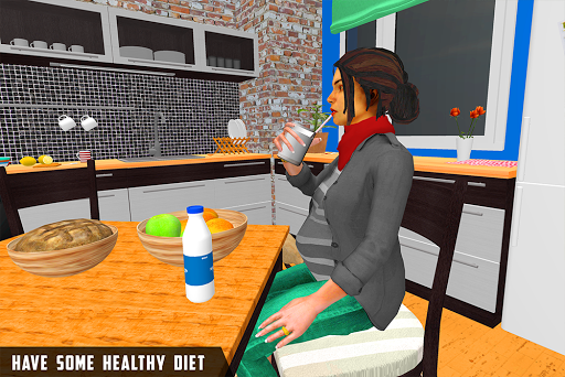 Virtual Pregnant Mom: Mother Simulator Family Life  screenshots 15