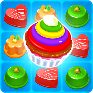 Cake Jam for PC and MAC