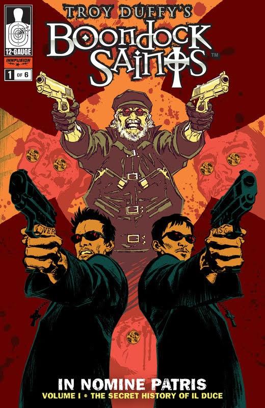 The Boondock Saints: In Nomine Patris (2012) - complete