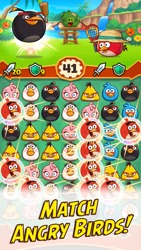 Angry Birds Fight! v1.2.2 (Mega Mod)