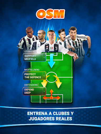 Online Soccer Manager (OSM)  trampa 7