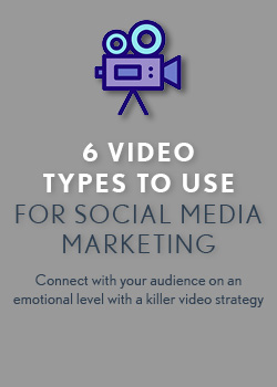 6 Video Types To Use For Social Media