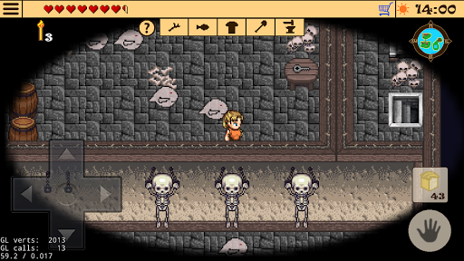 Survival RPG 2 - Temple ruins adventure retro 2d filehippodl screenshot 16