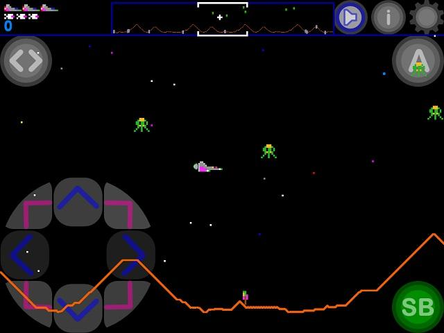 Defender 1- screenshot