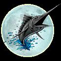 Big Night Fishing 3D Lite icon