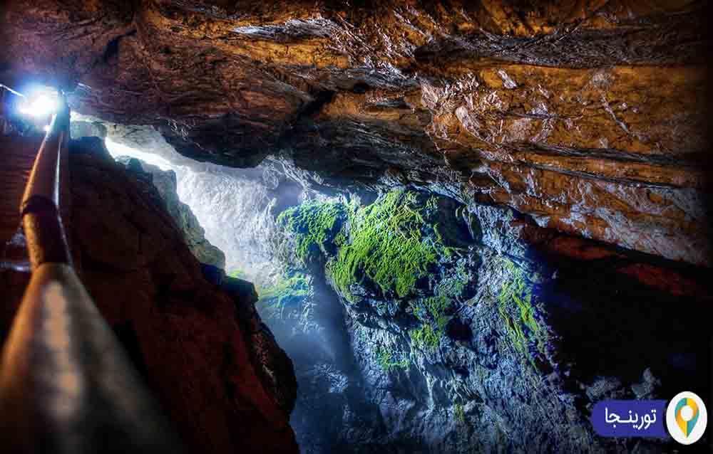 غار گلوی شیطان صوفیه