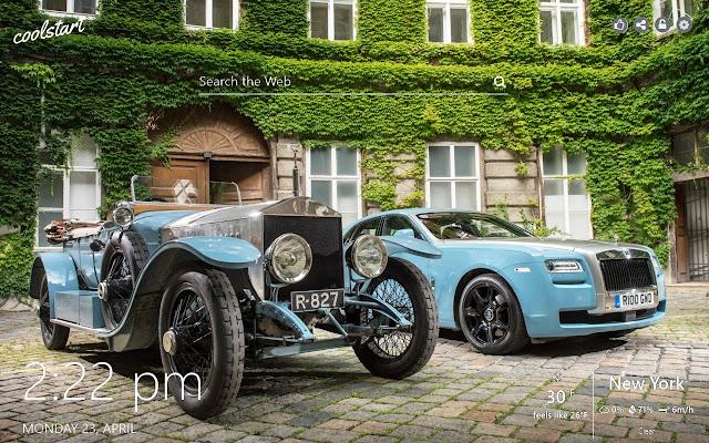 Rolls-Royce HD Wallpapers Luxury Cars Theme