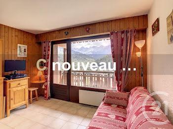 appartement à Le Grand-Bornand (74)