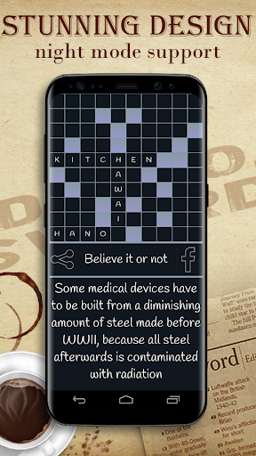 Crosswords - The Game screenshot 2