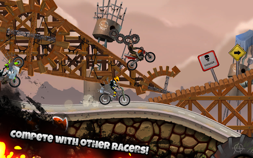 Mad Road: Apocalypse Moto Race- screenshot thumbnail