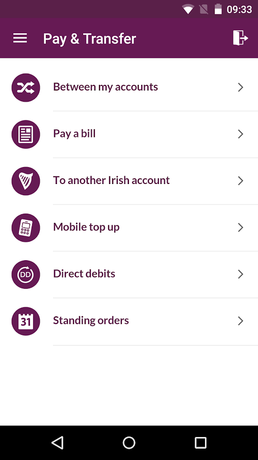 AIB Mobile- screenshot
