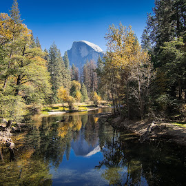 Yosemite Valley by Al Koop - Landscapes Mountains & Hills ( sierra national forest, yosemite national park, 2017 california vacation )