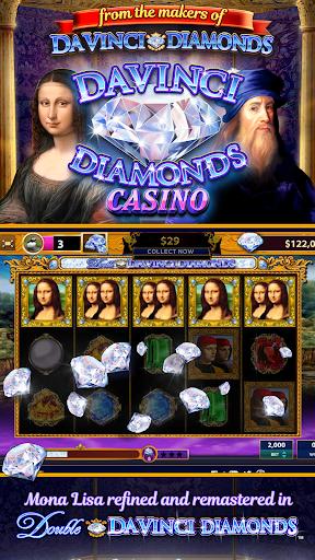 Da Vinci Diamonds Casino u2013 Best Free Slot Machines cheat screenshots 1