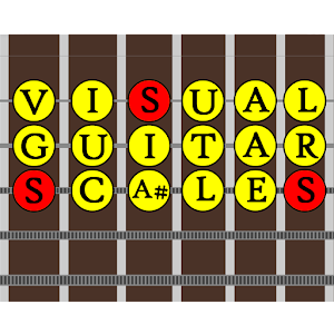 Visual Guitar Scales