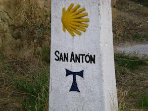 Photo: Etapa 14. Senyalització. Convento de San Antón.