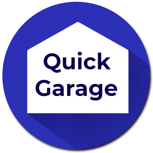Quick Garage Opener - Predefined SMS
