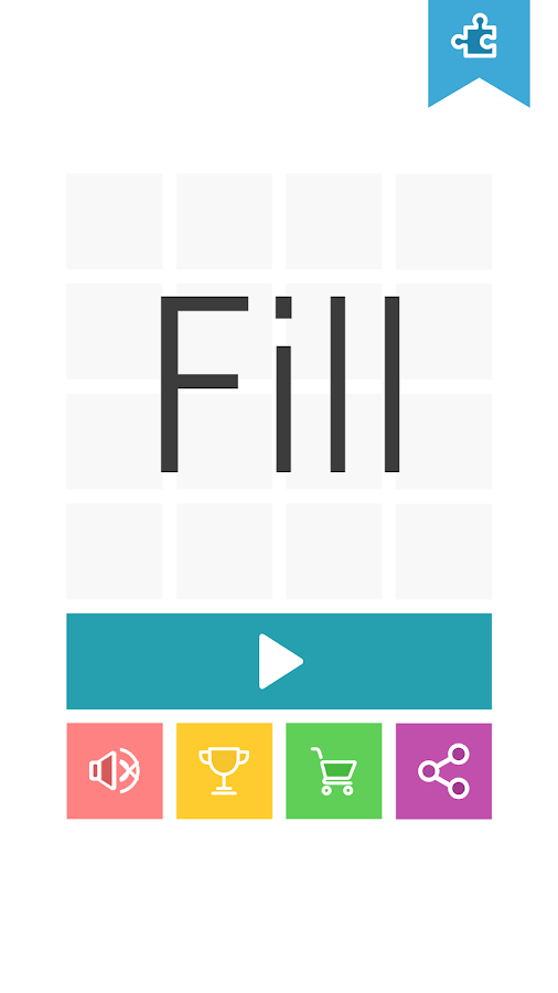 Fill - one-line puzzle game- screenshot