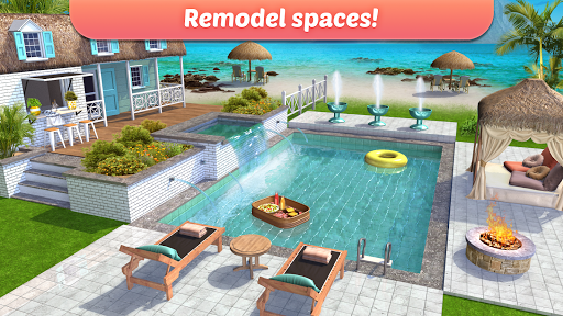 Home Design : Hawaii Life apkmr screenshots 1